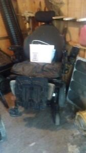 Quantum electric wheelchair, barely used
