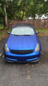 G35 coupe 2003