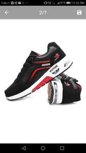 Brand new Men's breathable shock absorption athletic shoes