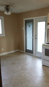 Bright, clean, newly renovated 2 bedroom main floor quiet area
