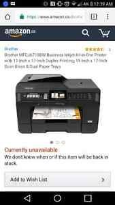 3 in 1 printer fax scanner London Ontario image 1