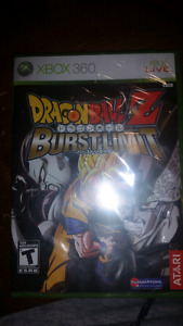 Dragon ball Z Burst Limit for Xbox 360