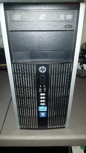HP 6200 Pro, Win10, i5 @ 3.1 Ghz, 4 GB, 256gb SSD