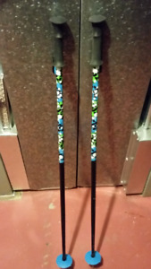 K2 Decoy Kid's Ski Poles 38""