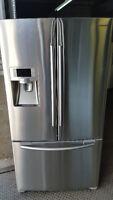 Réfrigérateur 3 portes SAMSUNG