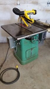 """Delta 10"""" Unisaw table saw"""