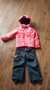 Roxy Snow Jacket & Snow Pants Set