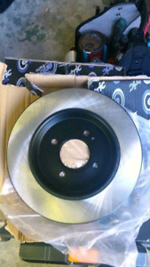 Centric Brake Rotors 4x114.3 BRAND NEW NEVER USED