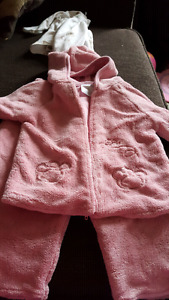 Girls clothes ranginf from size 6 to 12 months