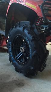 30 inch mudzillas!!! Like new !!!