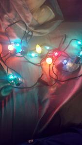 1980s Christmas Lights