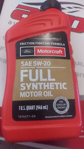 Ford Geuine Fully Synthetic Oil 6 bottles 5W20