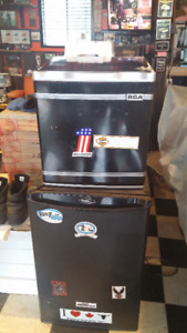 Two Bar Fridges $75 for Large one $50 small