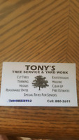 Tree services and yard works