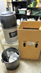 Sears central vac base unit no hose NEW