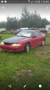 1997 Ford Mustang gt Coupe (2 door)