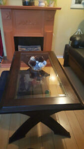Pottery Barn Style Coffee Table