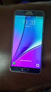 Note 5 Factory Unlocked ***Mint*** like new