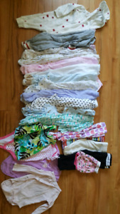 Baby girl clothes 3/6months