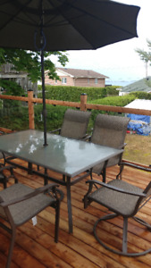 SAUBLE BEACH - VIEW OF LAKE FROM DECK - AVAIL JULY 21 - 28!!!