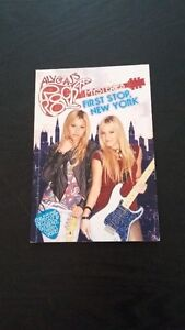 Aly & AJ's Rock'n Roll Mysteries - First stop, New York