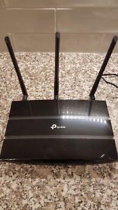 tp-link AC1750 Wireless Dual Band Gigabit Router with Extenders