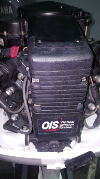 115 Johnson Outboard Compression