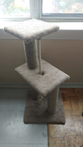 Cat Tree- sold ppu