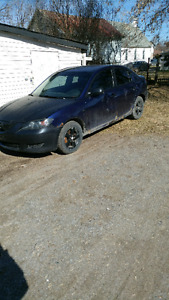 Looking for Mazda 3