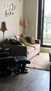 Condo Size Barrymore Couch for sale!!! Like new condition