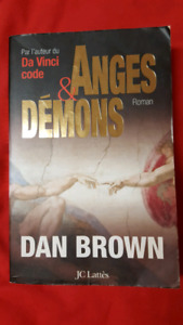 Anges et Démons de Dan Brown