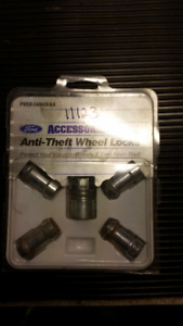 Lug Nuts Anti Teft - Écrous Anti-Vol pour Ford