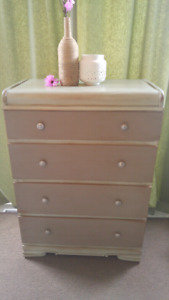 Distressed Shabby Chic Style Dresser