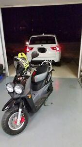 Yamaha BWS 50 Scooter