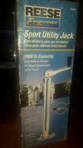 Utility jack for trailer NEW