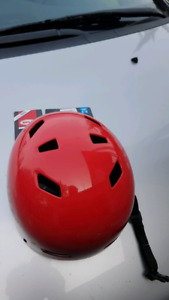 Bell bicycle helmet ages 5 to 8. Brand new