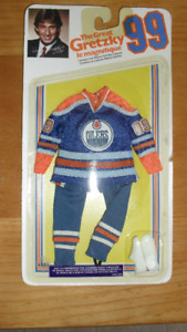Maillot Gretzky Oilers - 1983 Mattel
