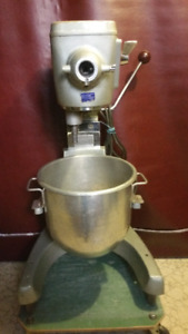FOR SALE Industrial Stainless Steel 80 Quart Mixer