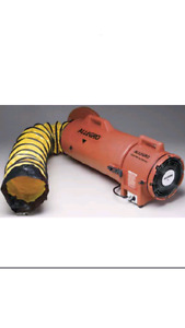"Allegro 8"" Compaxial Blower w/ Canister and 15' Ducting"