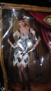Flapper Girl Halloween Costume