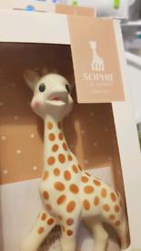 Sophie La Girafe Teether *BRAND NEW*