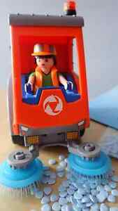 Playmobil Road Sweeper (4045) for sale