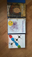 Chemistry, Biochemistry and Cellular and Molecular Biology Texts