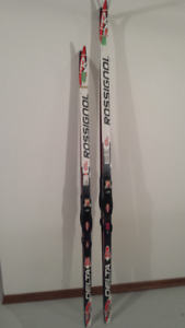 New Junior Nordic  - Cross Country XC Classic Skis