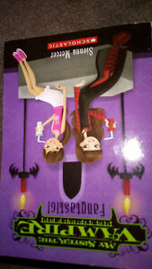 My Sister the Vampire Child/Young Adult Softcover Books(11)
