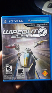 Wipeout 2048 Excellent condition PS VITA