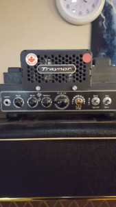 Traynor DarkHorse 15W all tube amp