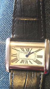 Women's Cartier watch