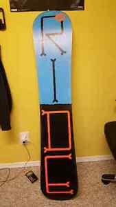 152mm ride control seires snowboard Prince George British Columbia image 2
