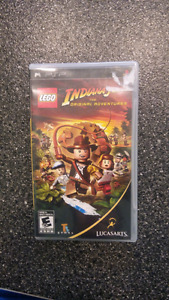 Lego Indiana Jones PSP